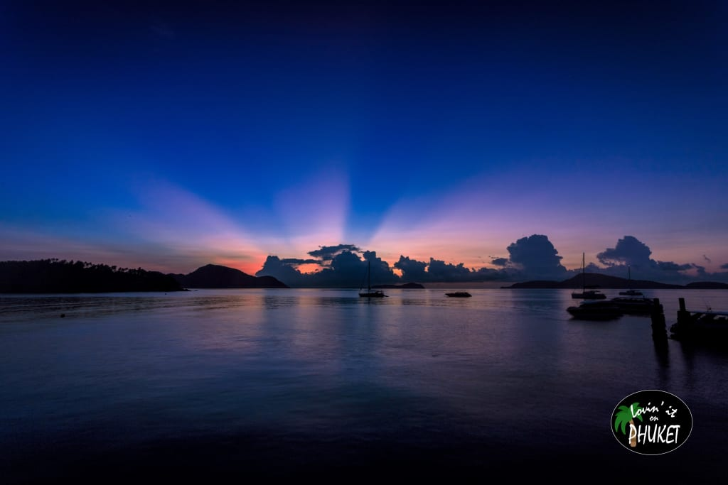 3 Places in Phuket to Watch a Sunrise