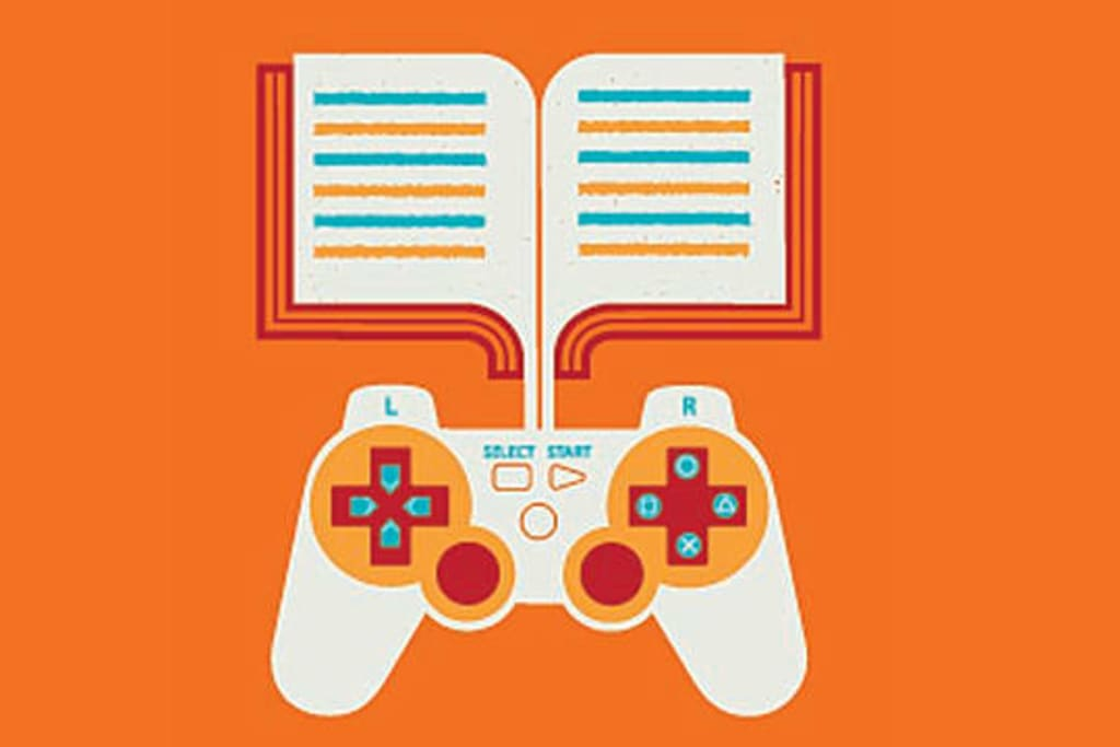 Video Games in literature