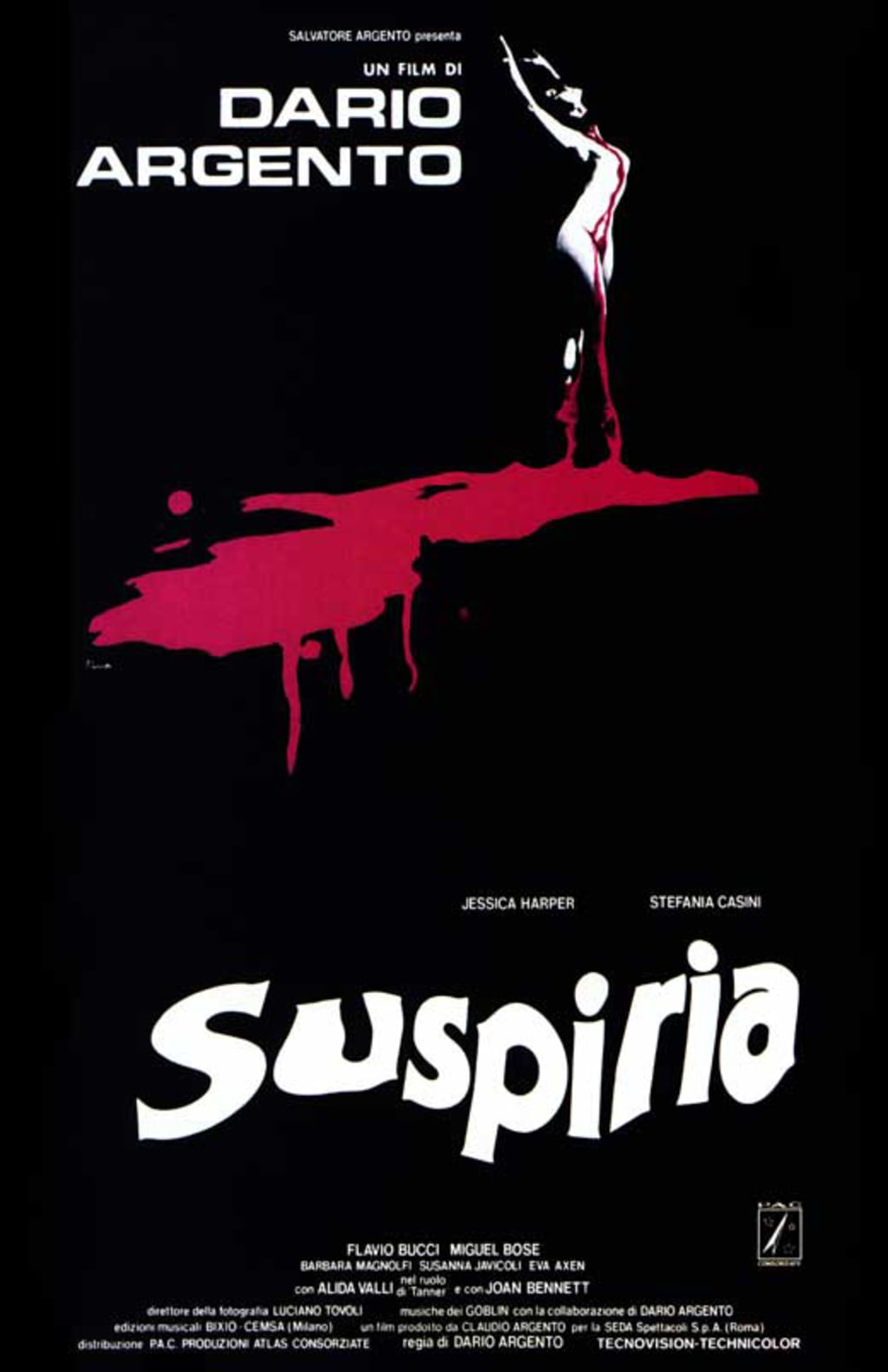 Reed Alexander's Horror Review of 'Suspiria' (1977)