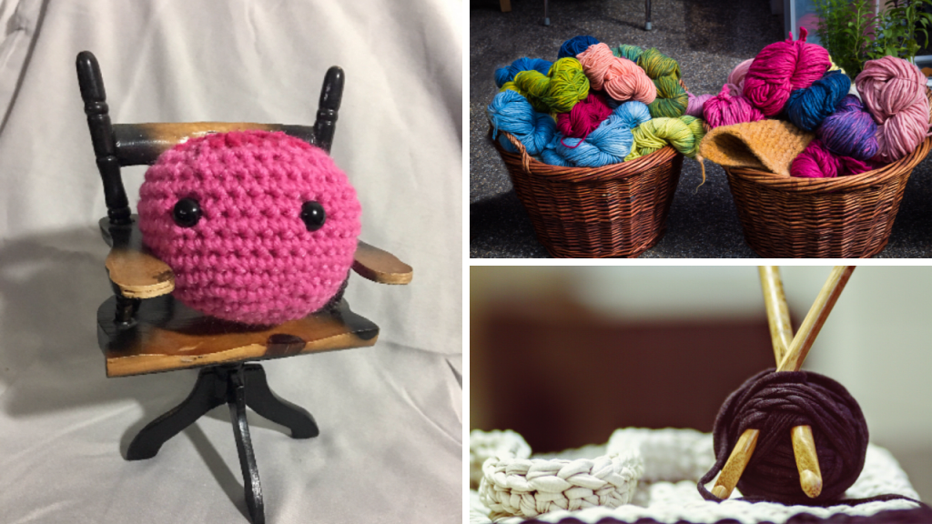 5 Reasons to Learn to Crochet as Part of Self Care