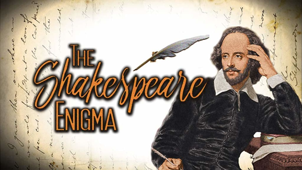 """A Filmmaker's Review: """"The Shakespeare Enigma"""" (2011)"""