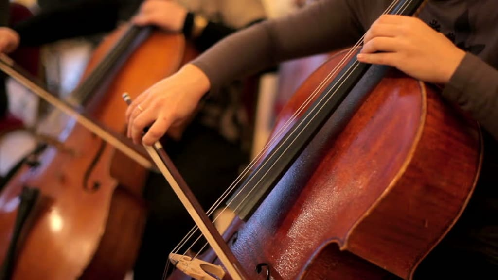 Cello: Mindfulness & Slow Scales