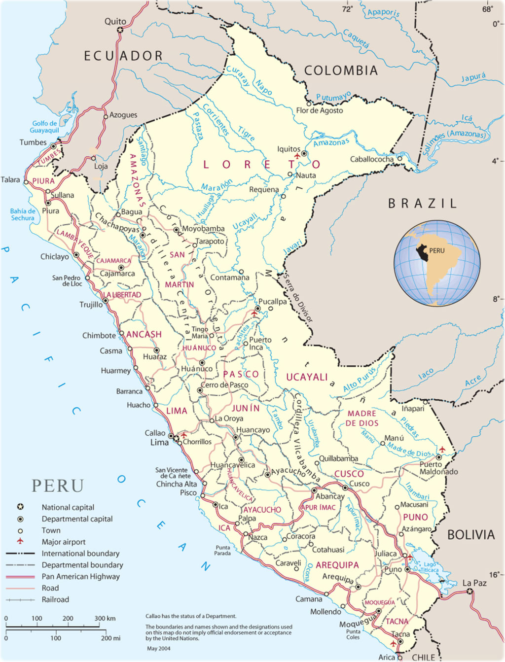 Peruvian Mining and Its Connection to the International Economy