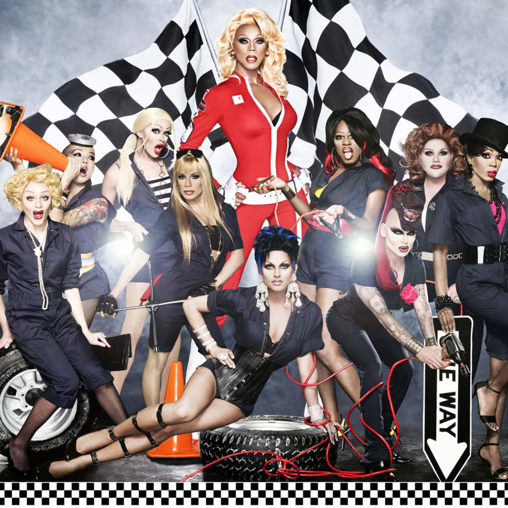 "My Review of ""RuPaul's Drag Race: Season One"""