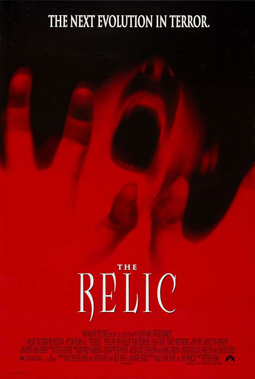 Reed Alexander's Horror Review of 'The Relic' (1997)