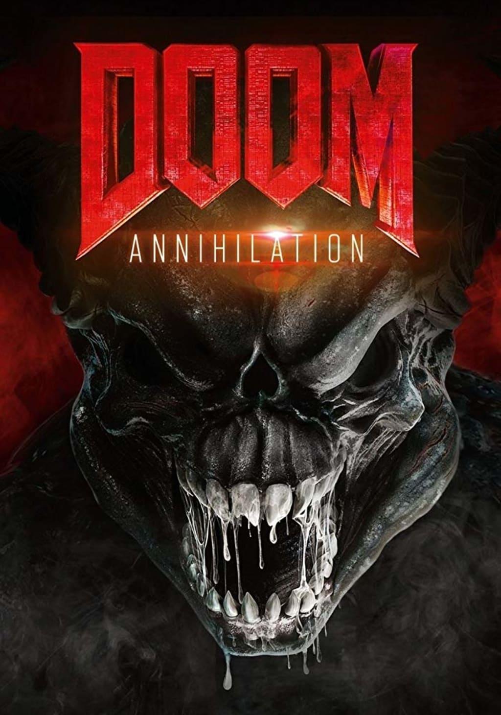 Reed Alexander's Horror Review of 'Doom: Annihilation' (2019)