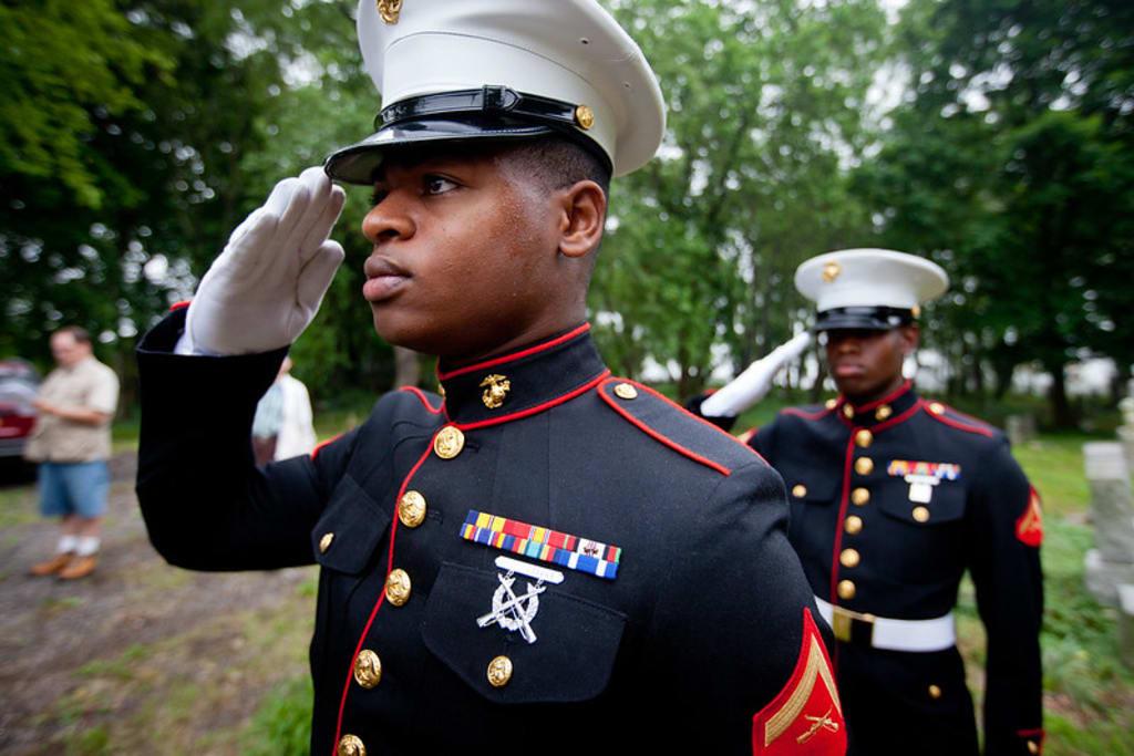 Marine Corps Stories: Mr. All-Star Recruiter