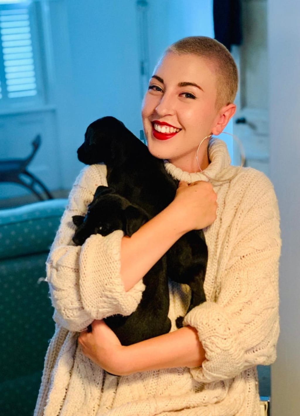 7 Things I learned when I shaved my head