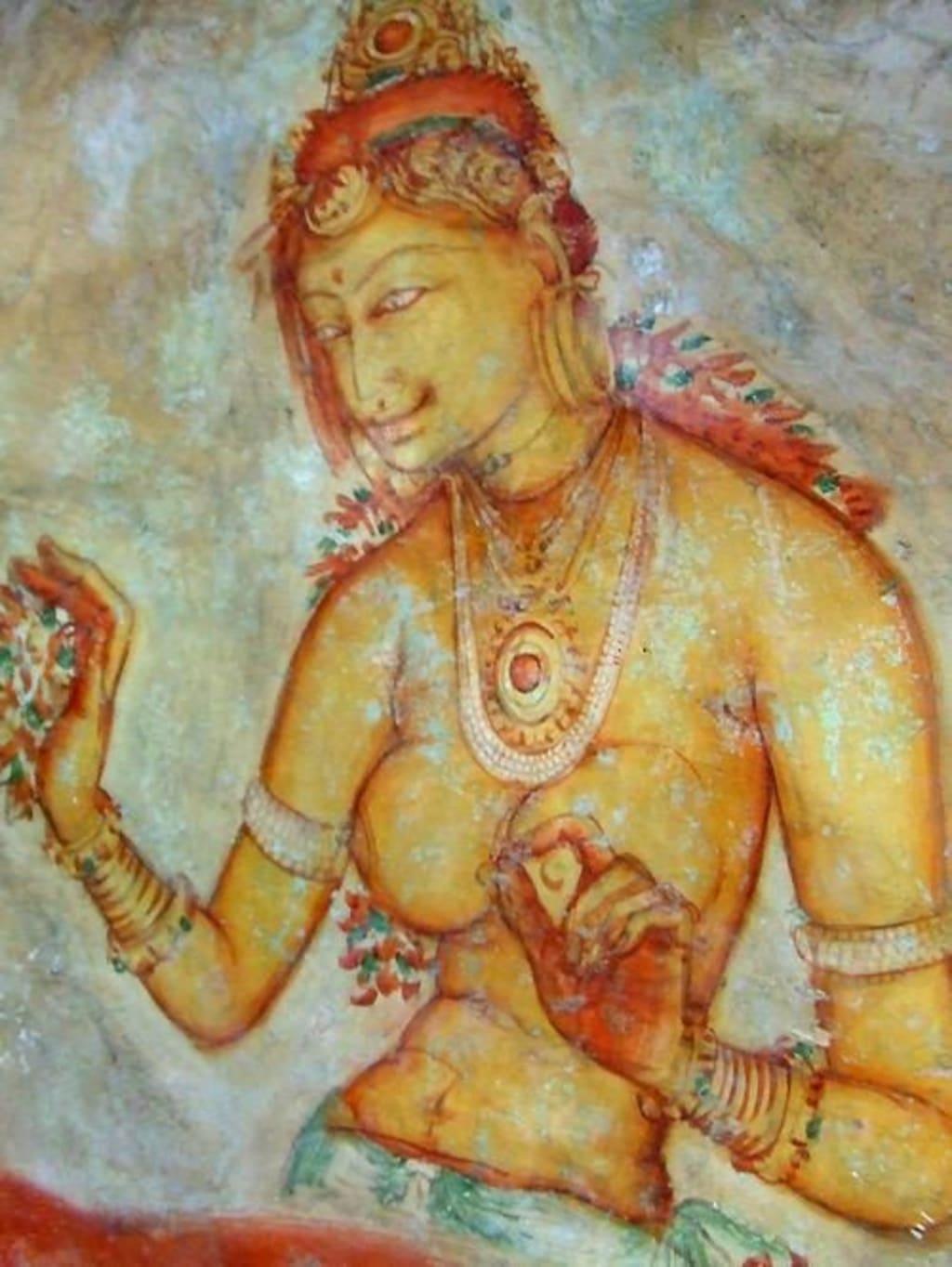 Apparently, Sri Lanka's Anula of Anuradhapura Murdered Her Way Into Power