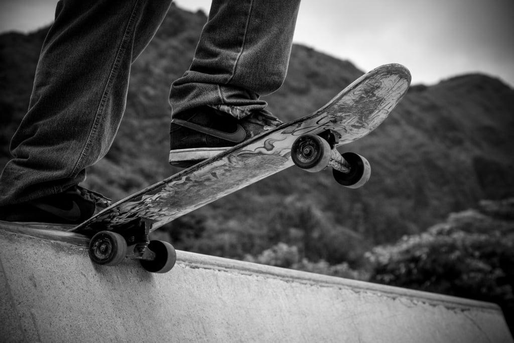 The Skate Bible: Origins (1950 - 1975)