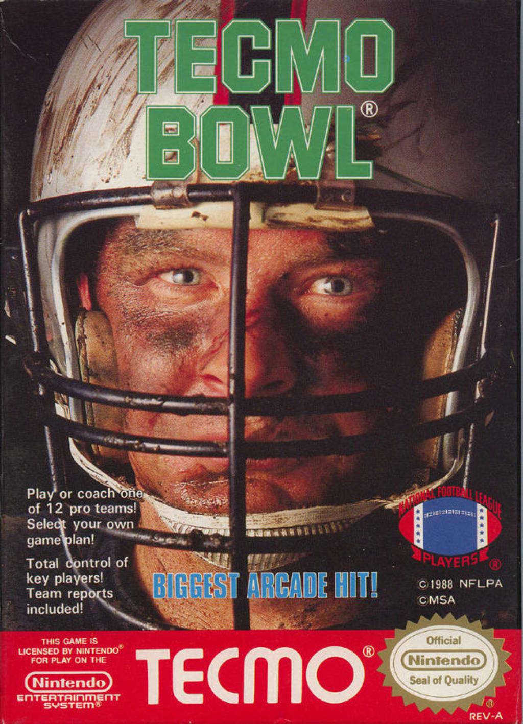Tecmo Bowl Review (1989)