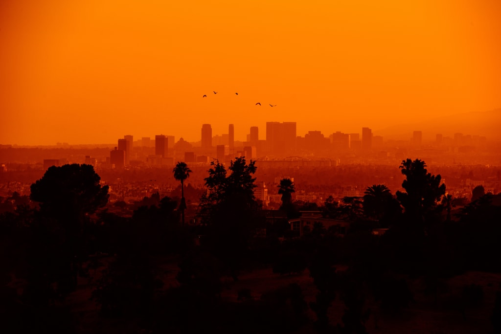 Lost in the Smog.
