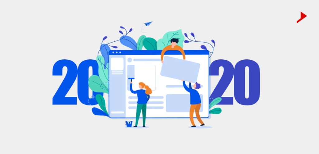 Top Essential Web Design Trends For 2020