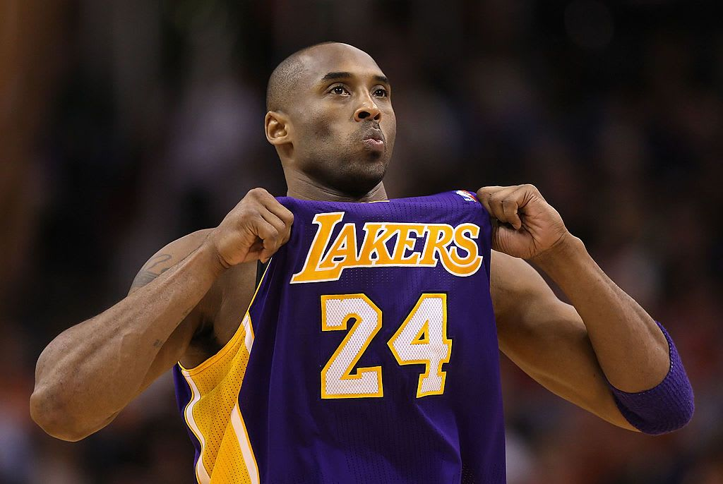 Kobe Bryant: Mamba Forever