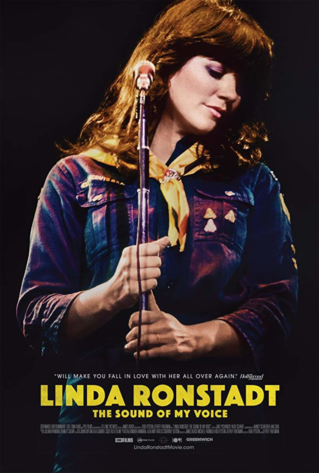 Review of 'Linda Ronstadt: The Sound of My Voice'