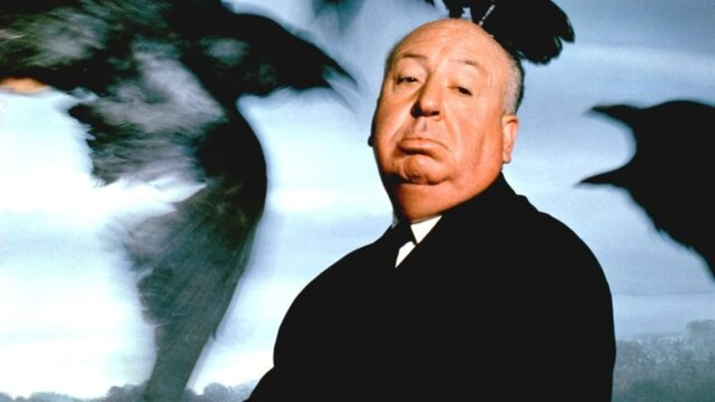 5 Masterpieces of  Alfred Hitchcock