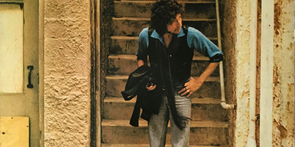 "Eden is Burning: The Prophetic Nightmare in Bob Dylan's ""Street-Legal"" (1978)"