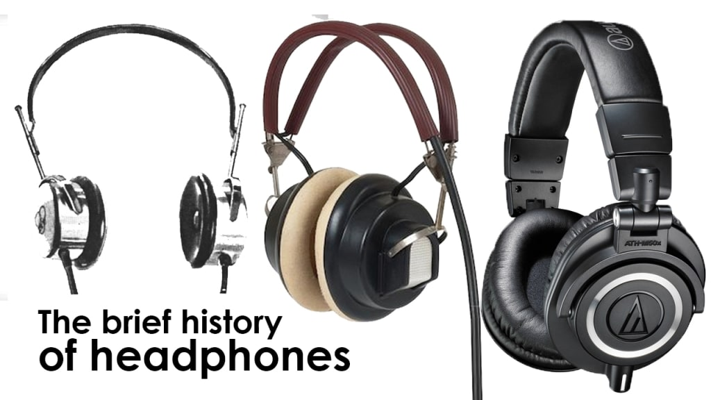 The History of Headphones