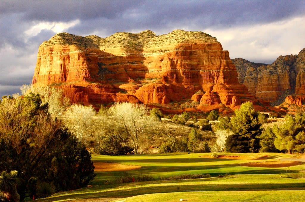 Sedona Arizona - The Red Canyons