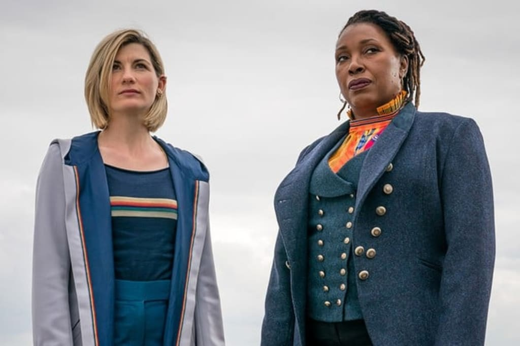 Doctor Who: The 4 Most Popular Theories About Jo Martin's 'Fugitive Doctor'