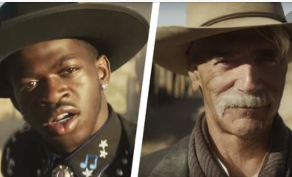 Sam Elliot goes down Old Town Road with L'il Nas X in Super Bowl LIV add