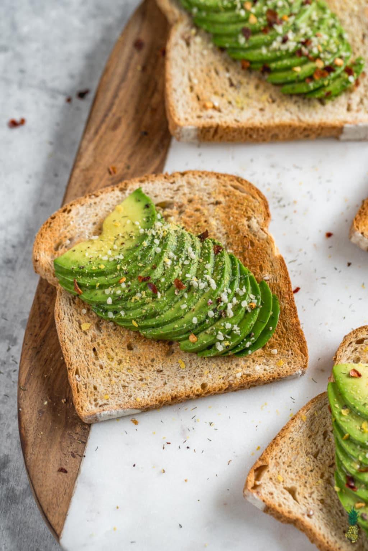 Avocado Toast Recipe (vegetarian, Gluten, & Dairy FREE)