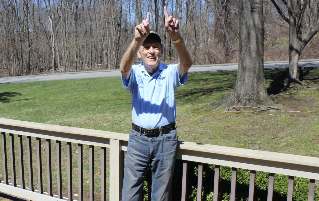 After 26 Years Harvey Friedman Says Goodbye to Umpiring in Somers