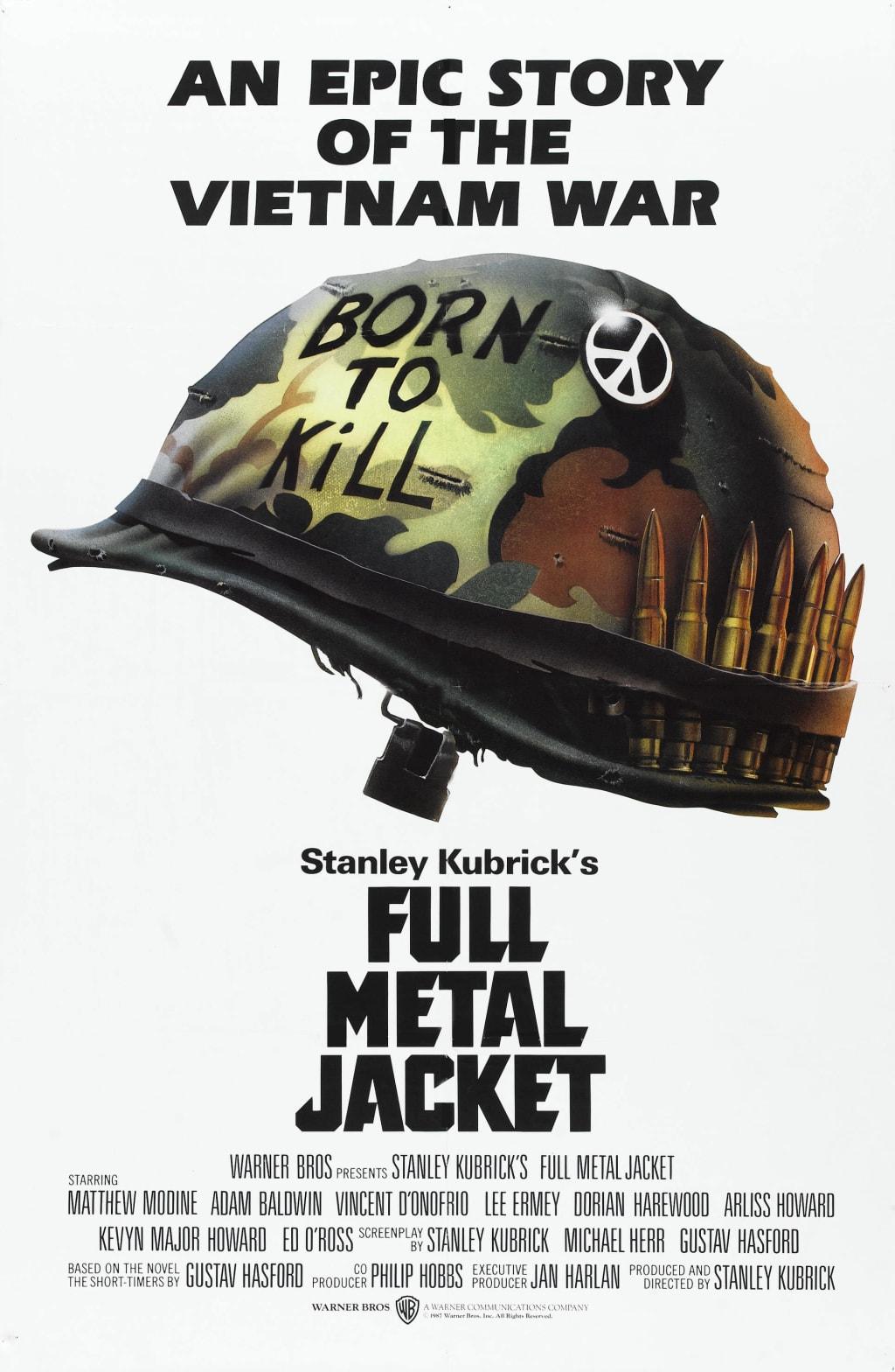 'Full Metal Jacket' Film Review