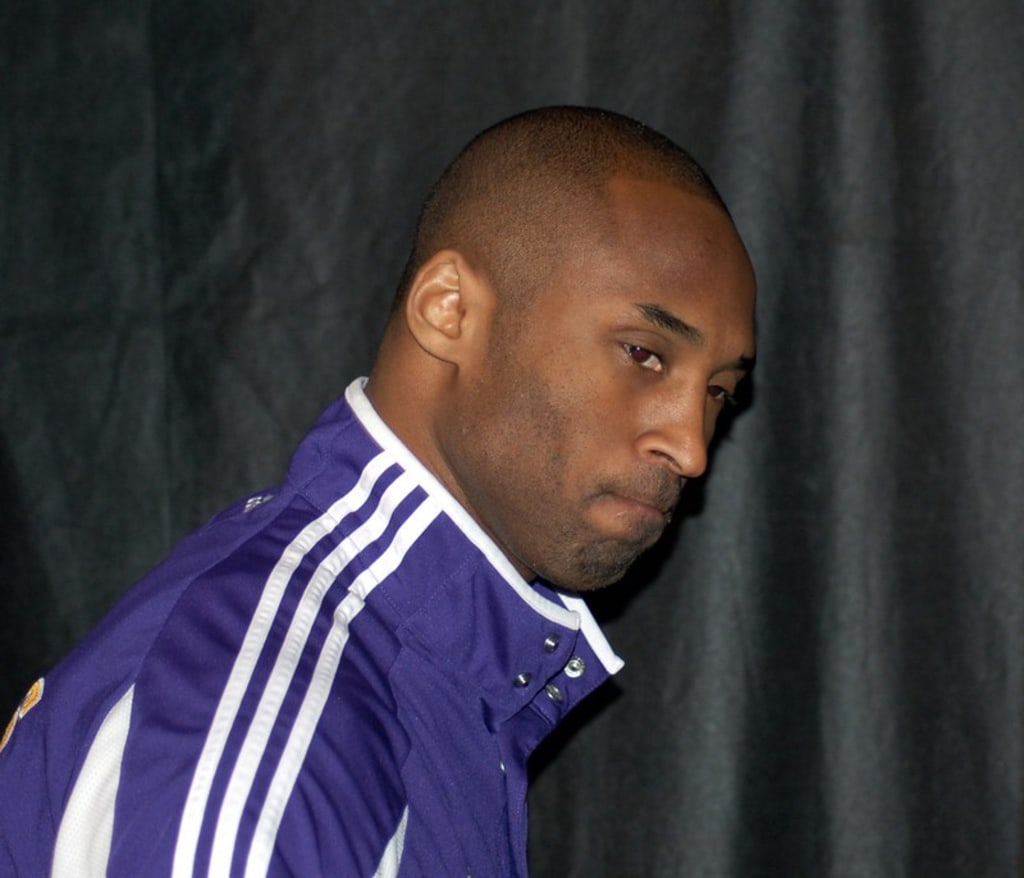 Lament for Kobe Bean Bryant