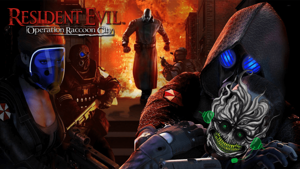 Late in the Game Review: 'Resident Evil: Operation Raccoon City'