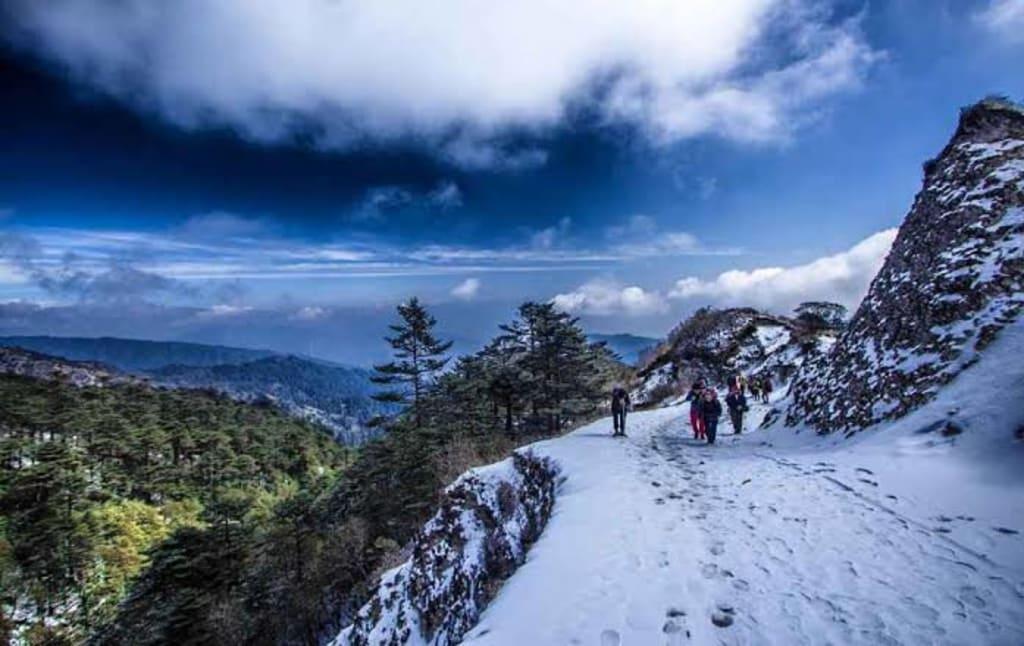 Trekking Sites for Adventure Seekers