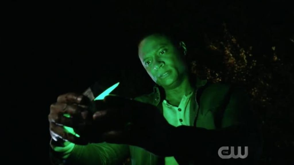 What's in store for John Diggle next: Green Lantern Corps, Superman & Lois cameo, etc. ?
