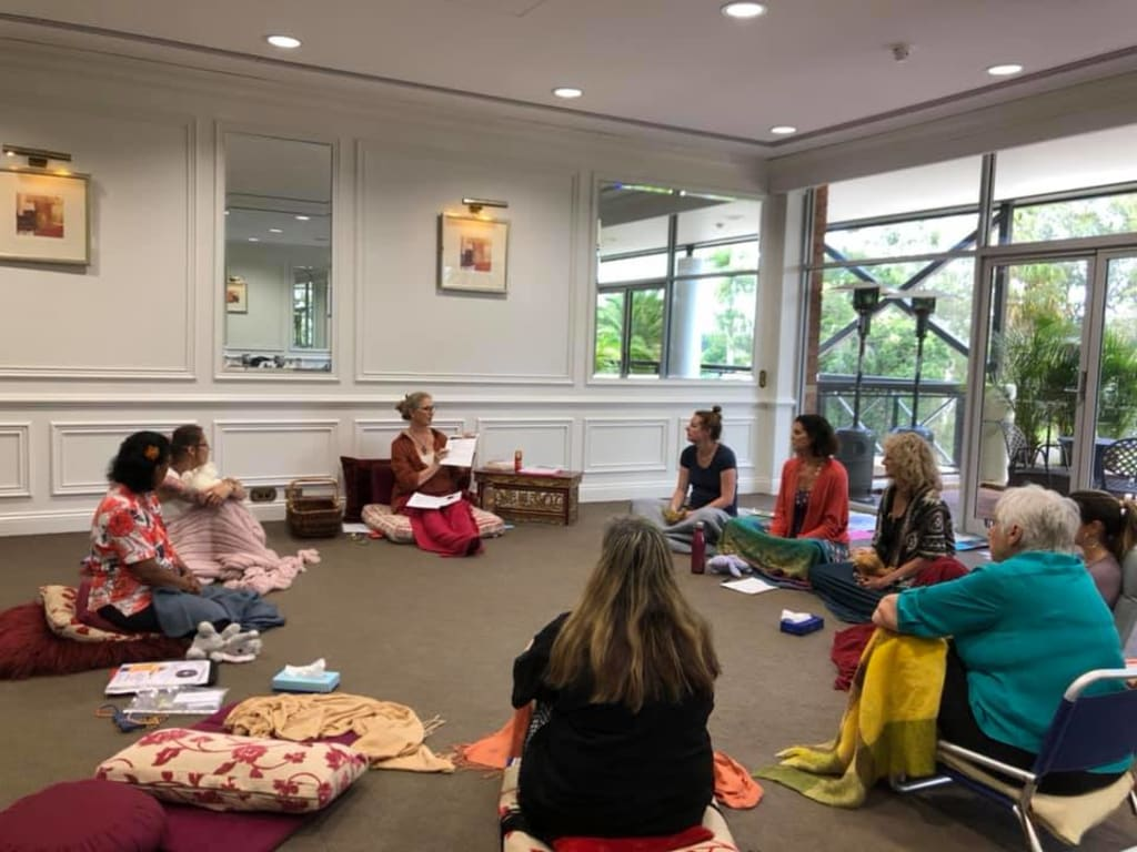 12 Months of Inner Work with Angela Hryniuk - My Spiritual Teacher