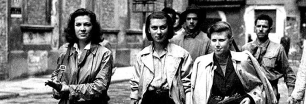 Heroic Female Spies - World War Two