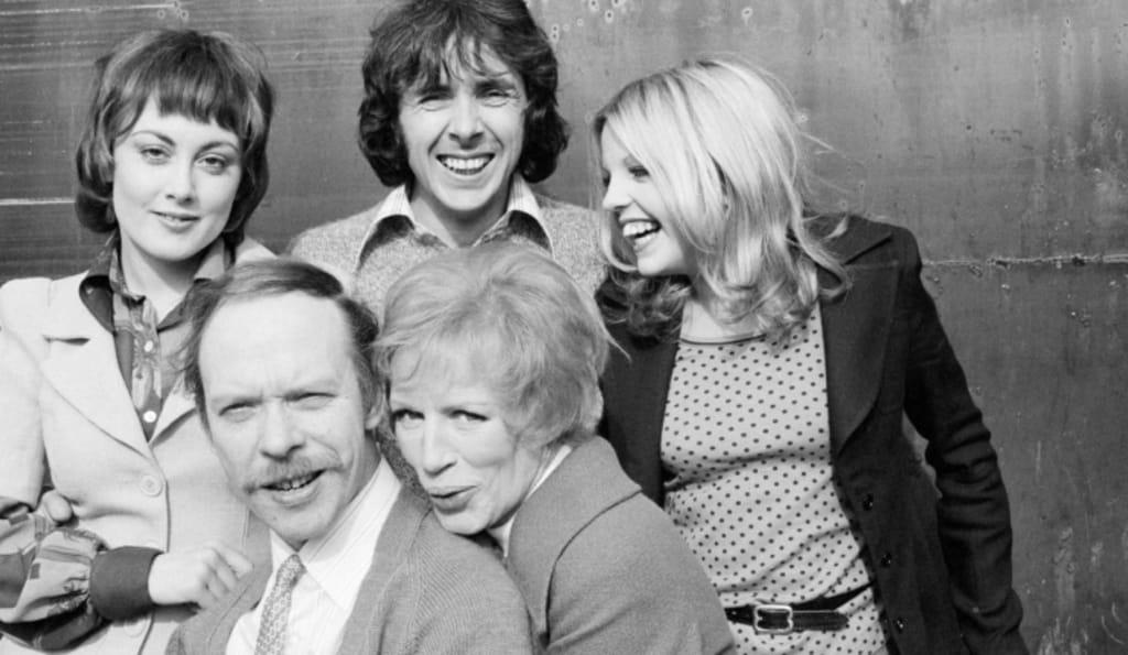 Johnnie Mortimer - 1970s Sitcom Writer