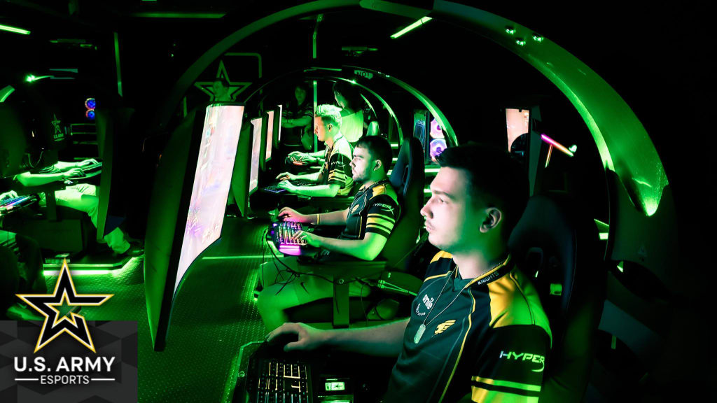 The United States Army has a Video Game Team