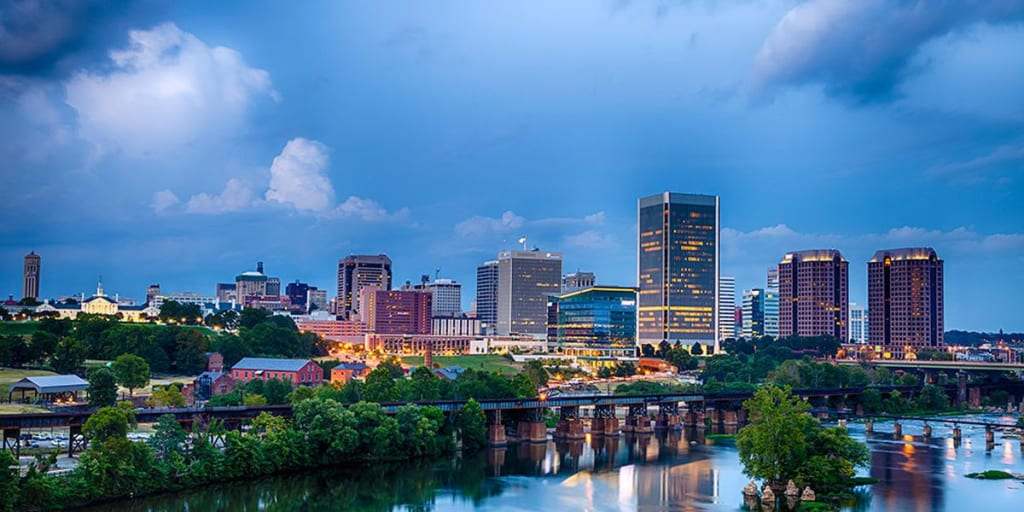 Visit Richmond, Virginia Once and You Might Decide To Live There