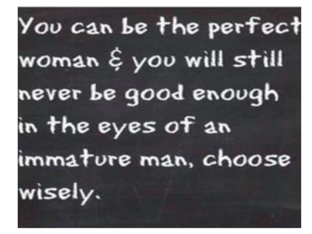 Can't raise a man
