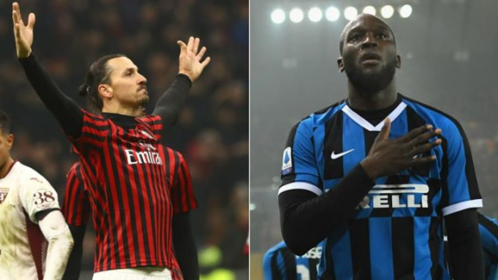 Derby Day: Inter Milan vs AC Milan