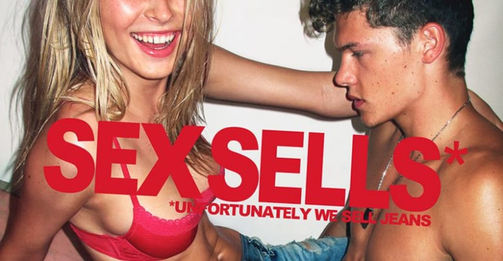 The Art of Selling Sex