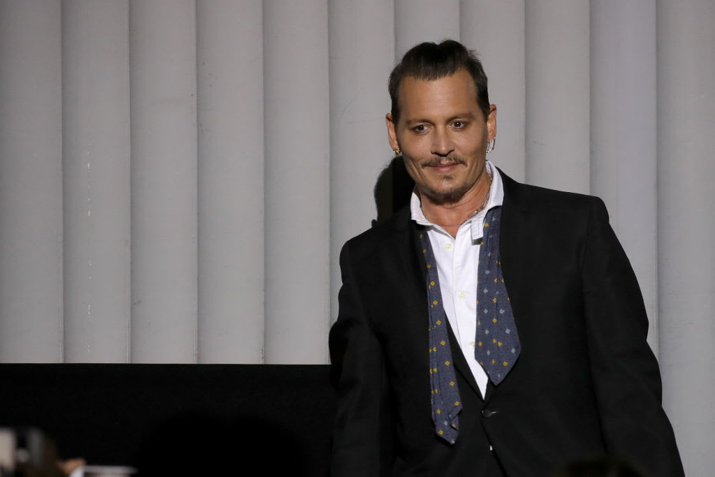 Let's Talk About The Silence and Victim Blaming Surrounding Johnny Depp