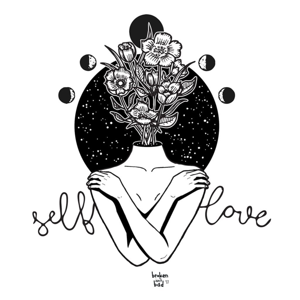 6 Steps to Self-Love!