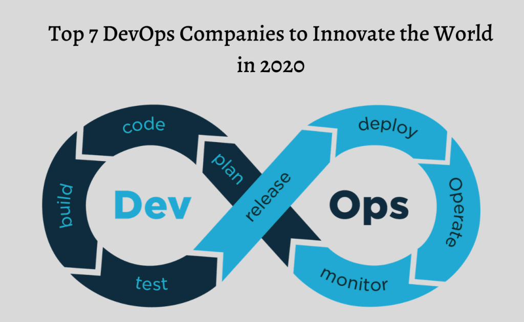 Top 7 DevOps Companies to Innovate the World in 2020