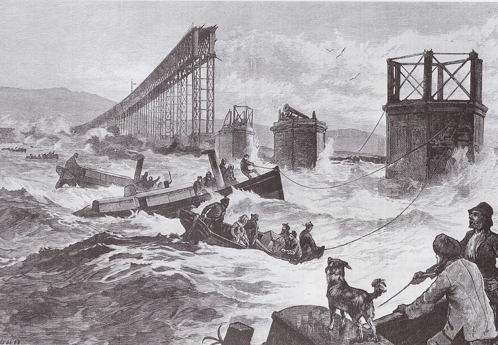 The Tay Bridge Rail Disaster, 1879