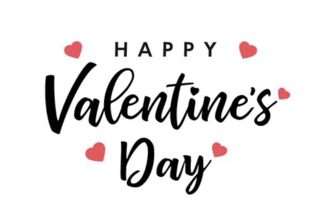 Still be my valentine