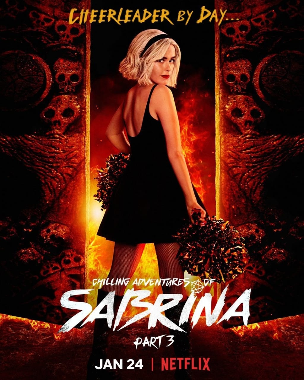 CJL horror Review of Sabrina the teenage Witch