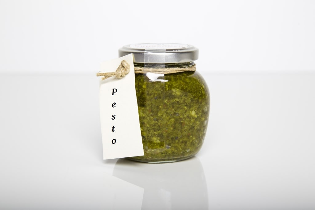 Welcome to the Wonderful World of Pesto