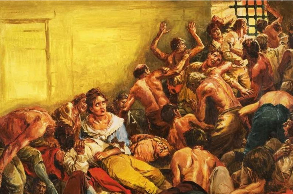 The Myth of the Black Hole of Calcutta