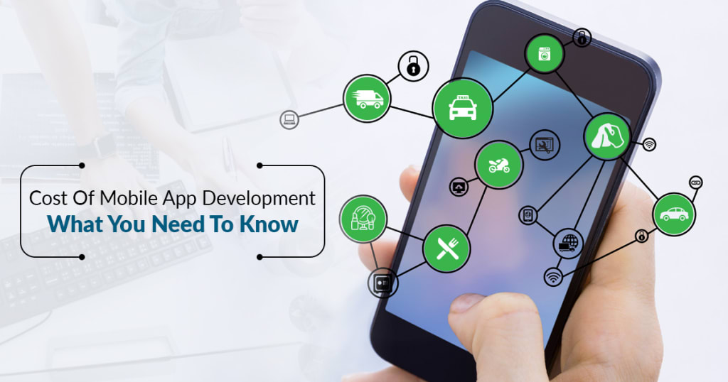 The Costs Behind Mobile App Development