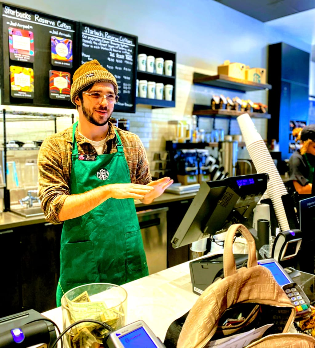 Starbucks Mom Report